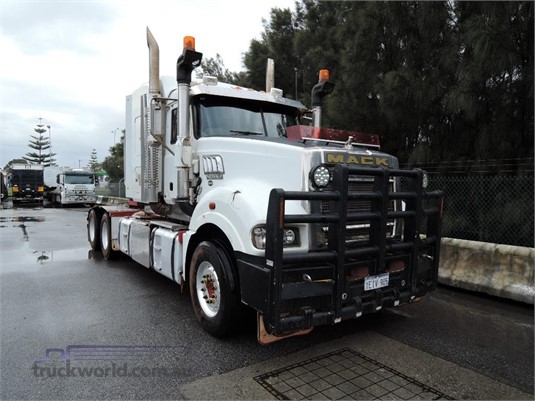 2012 Mack Titan - Trucks for Sale