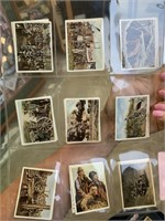 35 DERWELT KRIEG CARDS C. WWI GERMANY