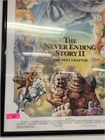 NEVER ENDING STORY II POSTER