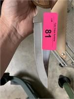 HUNTSMAN HUNTING KNIFE SHEATH