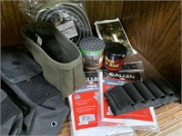 LOT OF MISC HUNTING SUPPLY / CALLS / MORE