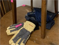 LOT OF MISC GLOVES MARMOT & MORE