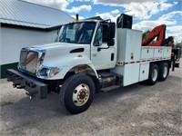 2020 Spring Columbus Heavy Equipment Truck & Trailer Auction