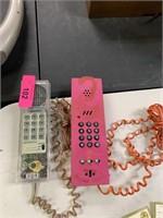 VTG FOAM PHONE / CLEAR PHONE