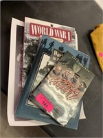 LOT OF BOOKS / WAR RELATED AND MORE