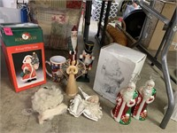 LARGE LOT OF CHRISTMAS