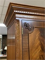 GOERGIAN FURN CO HIGH QUALITY ARMOIRE