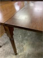 DROP LEAF TABLE W DRAWER