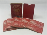 VTG SOCIETY PLAYING CARDS
