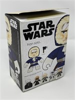 MIGHTY MUGGS HAN SOLO STAR WARS FIGURINE