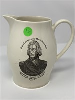 VTG WEDGWOOD ADMIRAL LORD NELSON PITCHER