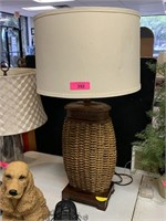 LARGE DECORATIVE TABLE LAMP