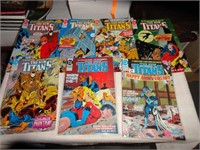 Comic Books and Sports Collector Cards