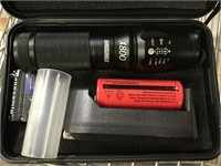 Shadowhawk x-800 tactical flashlight
