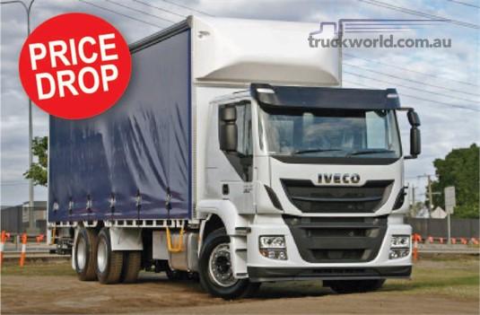 2019 Iveco Stralis ATi360 - Trucks for Sale