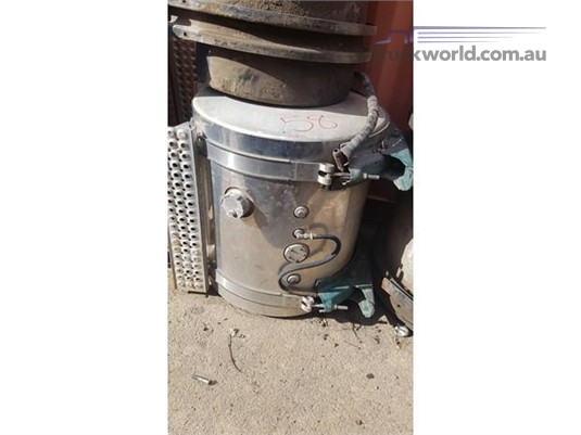 0 Diesel Tanks S1275 Bc58 - Parts & Accessories for Sale