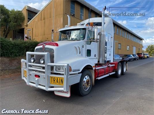 2005 Kenworth T404S Carroll Truck Sales Queensland - Trucks for Sale