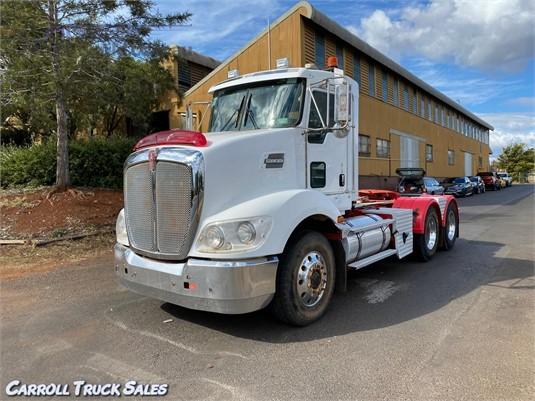 2015 Kenworth T409 Carroll Truck Sales Queensland  - Trucks for Sale