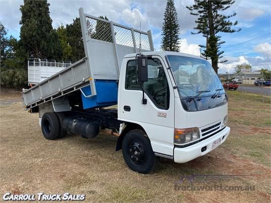 1997 Isuzu NPR Carroll Truck Sales Queensland  - Trucks for Sale