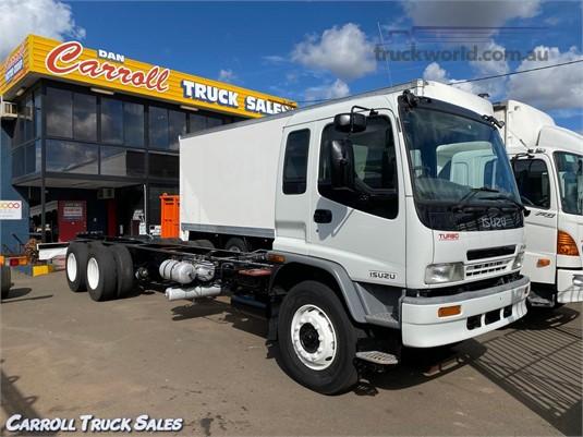 2005 Isuzu FVM Carroll Truck Sales Queensland - Trucks for Sale