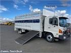 2009 Hino 500GD1227 Livestock Trucks