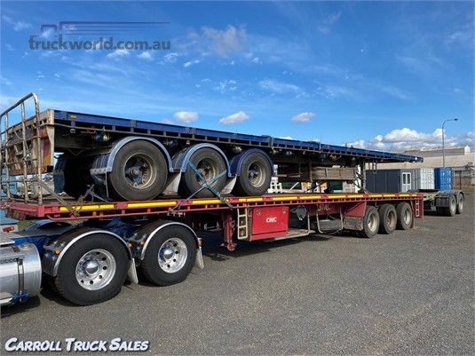 2013 Cimc other Carroll Truck Sales Queensland - Trailers for Sale