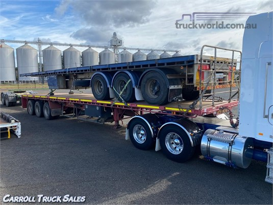 2003 Vawdrey other Carroll Truck Sales Queensland - Trailers for Sale