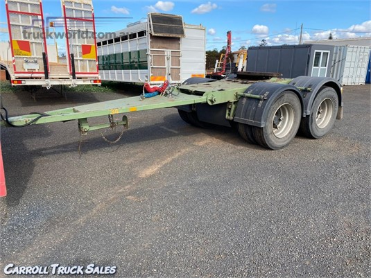 1975 Haulmark other Carroll Truck Sales Queensland - Trailers for Sale