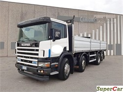 SCANIA P114G380  used