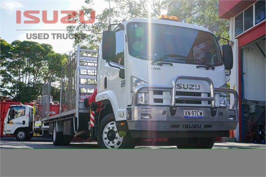2012 Isuzu FSR Used Isuzu Trucks - Trucks for Sale