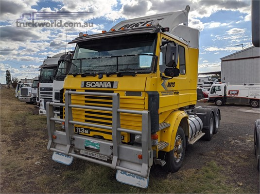 1989 Scania R113M360 - Trucks for Sale