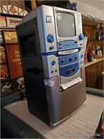 The Singing Machine Karaoke Machine W/ Strobe Ligh