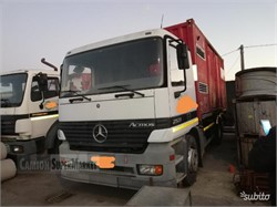 MERCEDES-BENZ ACTROS 2531  used