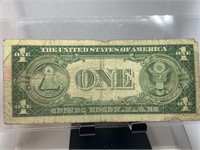 1935-G $1 SILVER CERTIFICATE NOTE