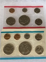 1973 UNC COIN SET