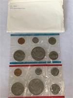 1975 UNC COIN SET