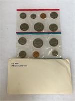1980 UNC COIN SET