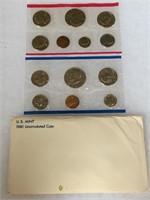 1981 UNC COIN SET