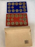 UNC COIN SET 2007