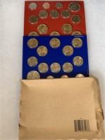 2010 UNC COIN SET
