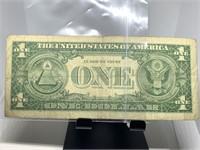 1957 $1 SILVER CERTIFICATE NOTE