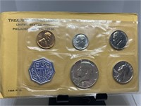 1964 SILVER PROOF COIN SET