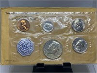1964 SILVER JFK PROOF COIN SET