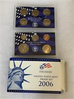 2006 PROOF COIN SET