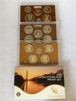 2013 PROOF COIN SET