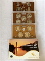 2014 PROOF COIN SET