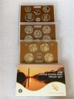 2015 PROOF COIN SET