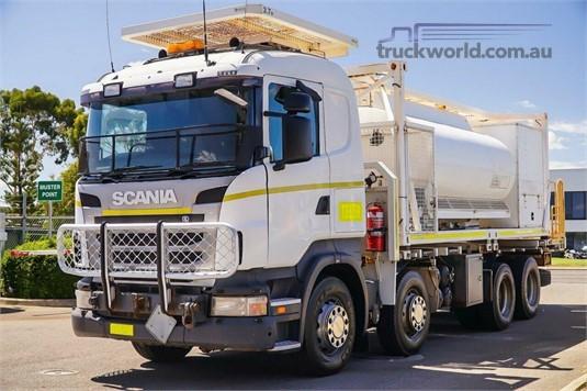 2010 Scania R420  - Trucks for Sale