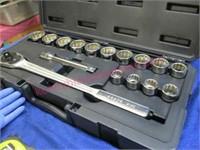 New Craftsman 3/4-in drive socket set (large size)