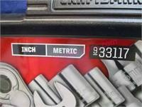 New Craftsman 117pc mechanics tool set - nice